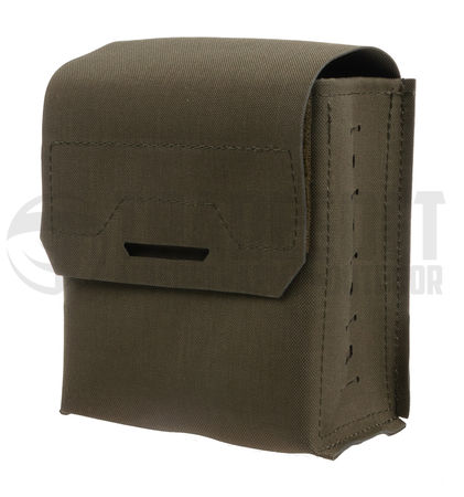 Templar's Gear SAW100 Machine Gun Magazine Pouch, Ranger Green