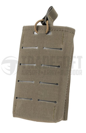 Templar's Gear Open-Top Single Magazine Pouch Gen. 2 for One AK or M4/M16 Mag, Ranger Green (Shingle 1x1)