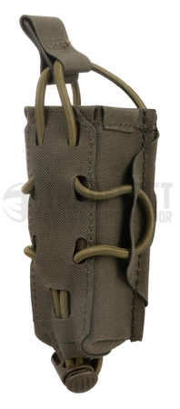 Templar's Gear Open-Top Single Magazine Pouch for One Pistol Mag Gen. 3, Ranger Green (Shingle 1x1)
