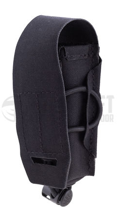 Templar's Gear Single Magazine Pouch for One Pistol Mag Gen. 3, Black