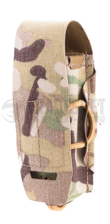 Templar's Gear Single Magazine Pouch for One Pistol Mag Gen. 3, Multicam