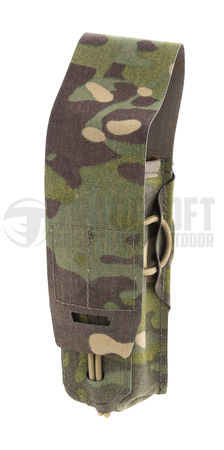 Templar's Gear Single Magazine Pouch for One SMG Mag Gen. 3, Multicam Tropic