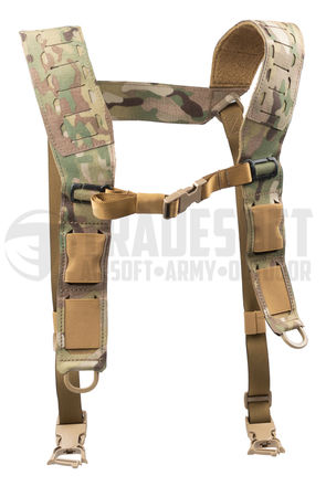 Templar's Gear ULPH Harness, Multicam (Universal Low Profile Harness)
