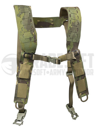 Templar's Gear ULPH Harness, Multicam Tropic (Universal Low Profile Harness)