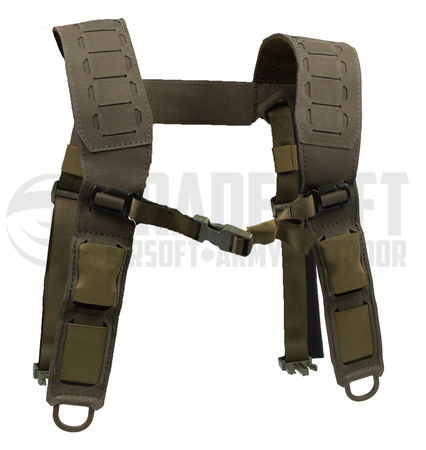 Templar's Gear ULPH Harness, Ranger Green (Universal Low Profile Harness)