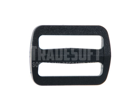 Tradesoft Tri-Glide Buckle 30mm, Black