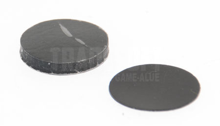 Sorbothane Damping Pad 70D with Protective Cover (3.80mm: 21mm)