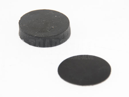 Sorbothane Damping Pad 70D with Protective Cover (4.76mm: 21mm)