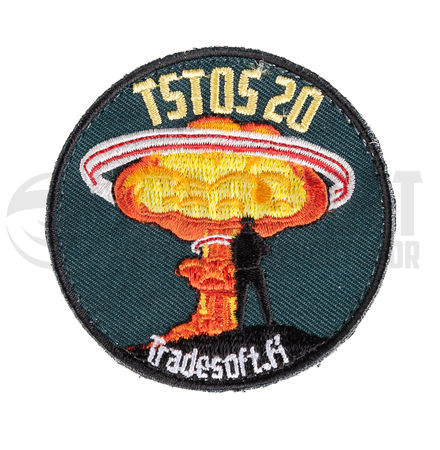 Tradesoft Battlegroup 20 / TSTOS20 Support Ehasa with 1.5 Euros Patch, Multicolored