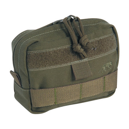 Tasmanian Tiger Small Horizontal Utility Pouch, OD (Tac Pouch 4)