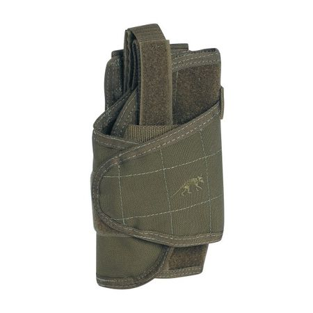 Tasmanian Tiger Adjustable Pistol Tac Holster MKII with PALS Attachment, OD