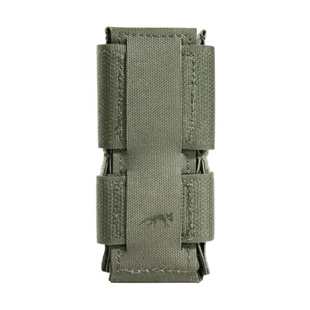 Tasmanian Tiger MCL Single Magazine Pouch for One Pistol Mag, Stone Grey Olive IRR