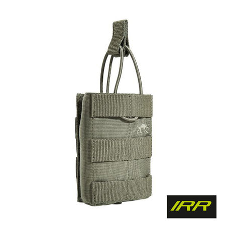 Tasmanian Tiger Open-Top Single Magazine Pouch for One Rifle Mag MKII, Stone Grey Olive IRR
