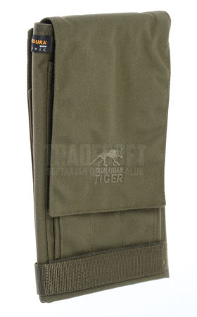 Tasmanian Tiger Map Pouch, OD