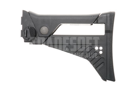 UFC IDZ Collapsible Stock for G36-series, Black