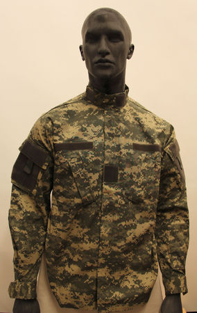 Mil-Tec ACU Ripstop Military Uniform Jacket, UCP