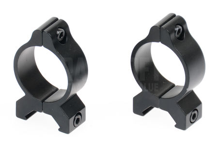 Vector Optics Low Flashlight Ring Mounts, 30mm