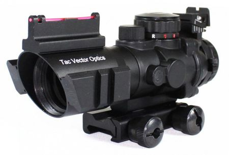 Vector Optics Goliath 4x32 Tactical Scope
