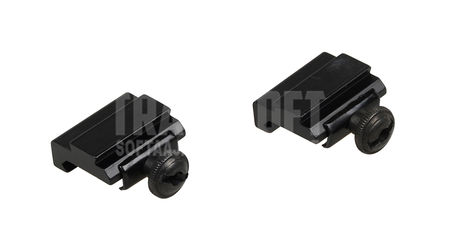 Vector Optics Weaver Adapter for 9-11mm Sight Rail (Weaver to Dovetail)