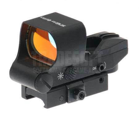 Vector Optics Ravage 1x28x40 Red Dot Sight, 4 Reticles