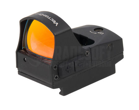 Vector Optics Spirit 1x19x25 Red Dot Sight