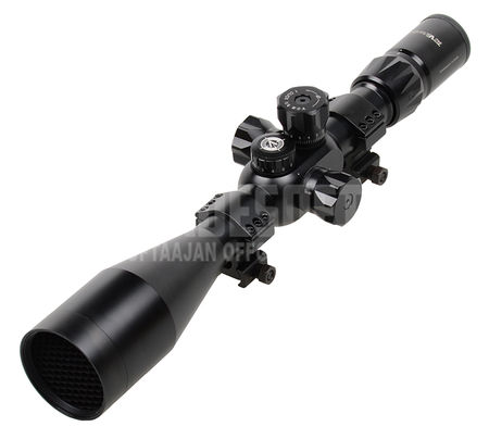Vector Optics Counterpunch 6-25x56 First Focal Plane Scope