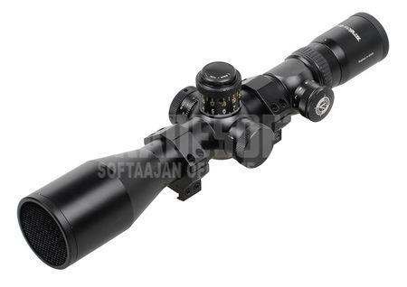 Vector Optics Siegfried 3-12x50 First Focal Plane Rifle Scope