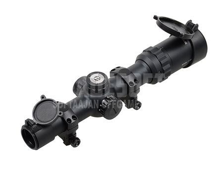 Vector Optics Arbiter 1-4x24IR Short Dot Scope