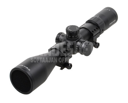 Vector Optics Paragon 3-12x50 Scope