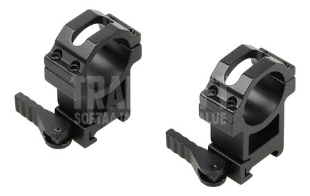 Vector Optics Medium QD Scope Ring Mounts, 30mm