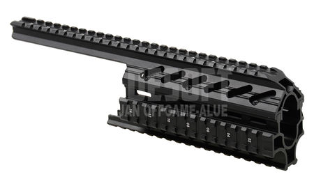 Vector Optics Aluminum RIS Rail, Galil/RK95 TP (GK99)