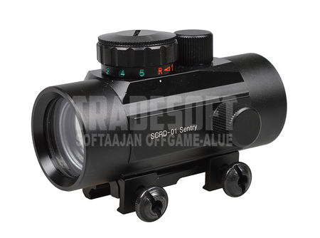 Vector Optics Sentry 1x35 Red/Green Dot Sight