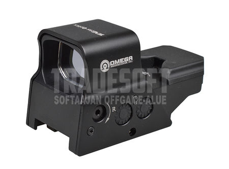 Vector Optics Omega Red/Green Dot Sight, 8 Reticles