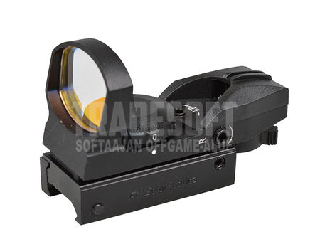 Vector Optics Imp 1x23x34 Red Dot Sight with 4 Reticles