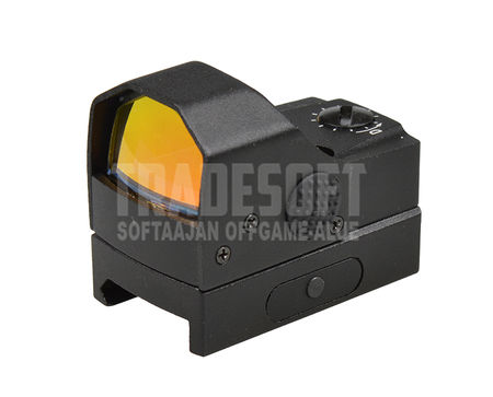 Vector Optics Fury 1x17x25 Red Dot Sight