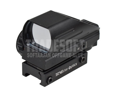 Vector Optics Tomcat 1x22x33 Red/Green Dot Sight