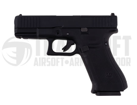 WE G Series 19X M.O.S. Gen. 5 GBB, Black