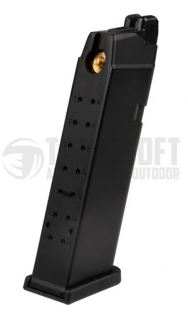 WE GBB Gas Pistol CO2 Magazine for G Series 17/18C/34 (24 Rounds)