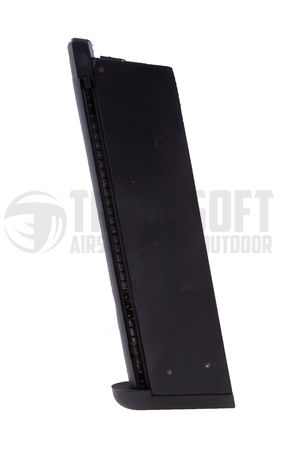 WE GBB Gas Pistol Magazine for M1911/M45A1 (15 Rounds)