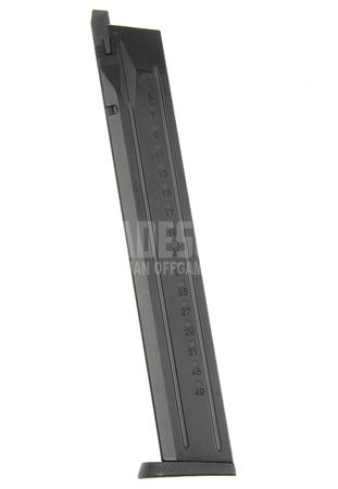 WE Extended GBB Gas Pistol Magazine for M&P9 Big Bird (50 Rounds)