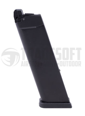 WE GBB Gas Pistol Magazine for G Series 17/18C/34 (24 Rounds)