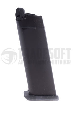 WE GBB Gas Pistol Magazine for G Series 19/23F Gen. 5 (19 Rounds)