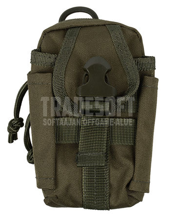 Mil-Tec Communications/Utility Pouch, OD