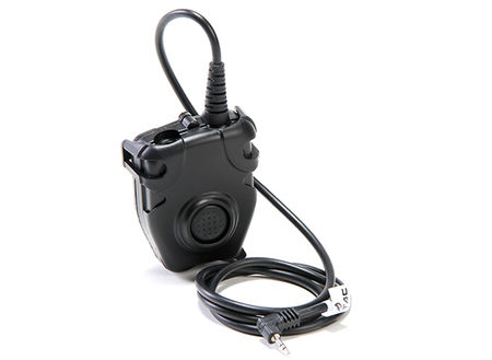 Z Tactical Peltor PTT for Kenwood Version