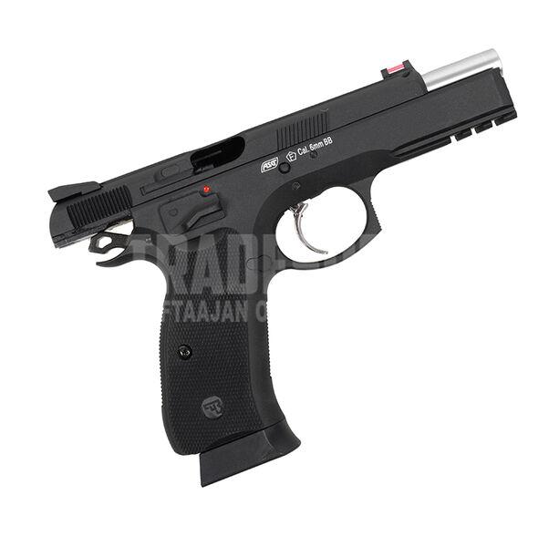 ASG/KJ Works CZ SP-01 Shadow, GBB | Airsoft-kauppa Tradesoft - kuula-aseet