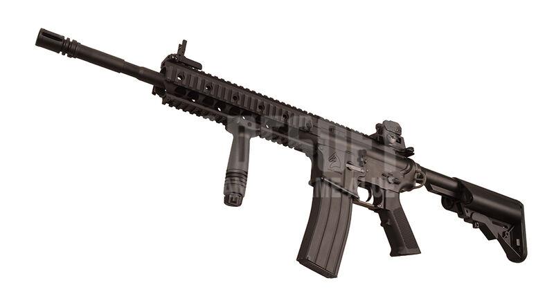Lonex M4A1 SR (Full Metal), L4-SR 14.5
