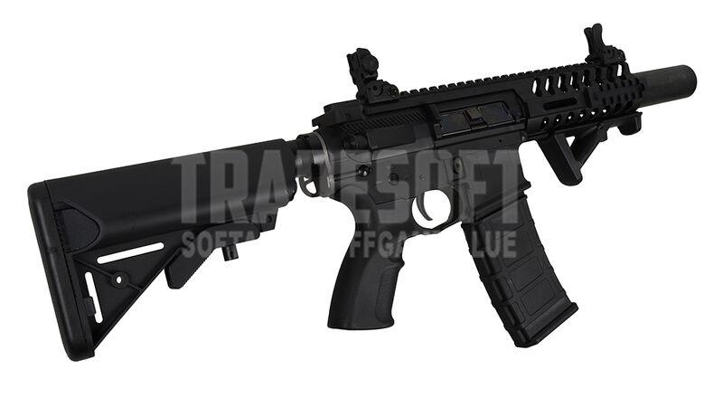 Lonex M4 SD-CQB QSCG, Black, L4-SD (PR) 6