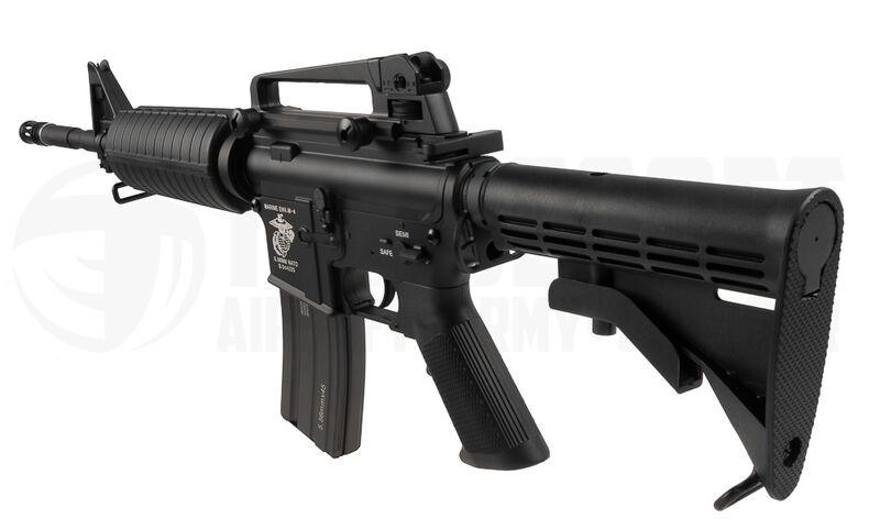 Specna Arms M4A1 (Full Metal), SA-B01 | Airsoft-kauppa Tradesoft - kuula-aseet